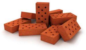 Сколько кирпичей в одном кубе кирпичной кладки