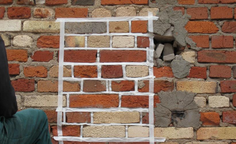восстановление кирпичных стен