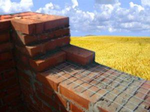 Как делается армирование кирпичной кладки стен