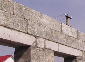 Каким должно быть опирание перемычек на кирпичную стену