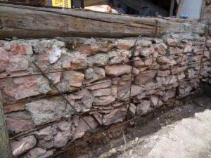 Реконструкция фундамента кирпичного дома