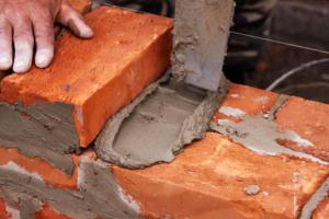 глиняный раствор для кладки кирпича